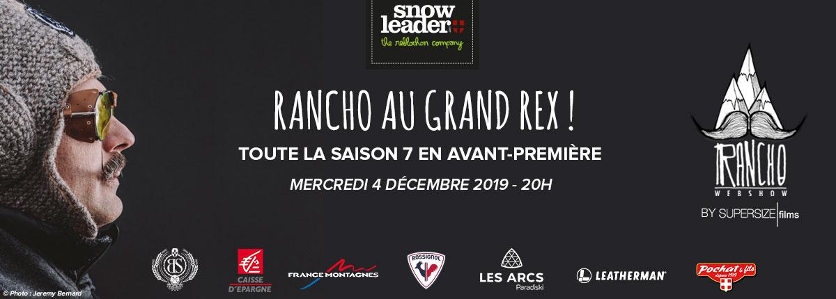 Rancho au Grand Rex by Snowleader!