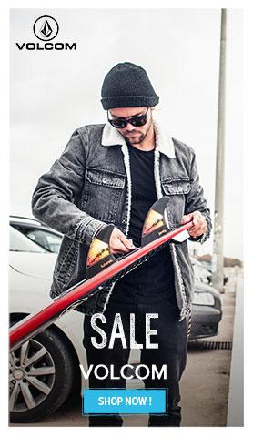 Volcom on sale!