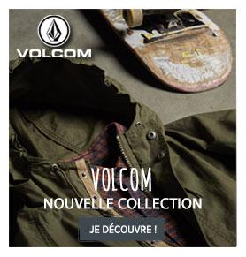 Nouvealle collection volcom