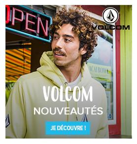 Découvrez la nouvelle collection Volcom !