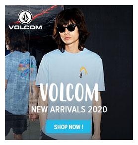 Discover Volcom's new arrivals !