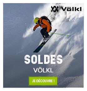 Profitez des soldes avec la marque Völkl !