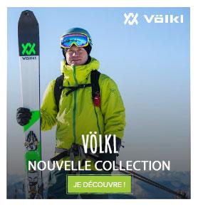 Nouvelle collection Völkl !