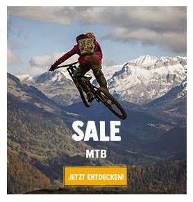 Sale und MTB : Bis zu 50%