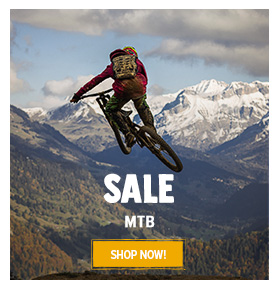 It's Summer sale! Come discover our MountainBike assortment on sale
