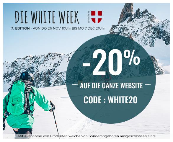 Entdecken Sie unsere Produktauswahl von der White Week end Black Friday